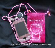 Hello Kitty Pouch Pink