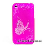 iPhone Butterfly Pink
